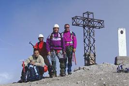 gruppo di scalata